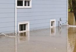 De l'aide pour les sinistrés des inondations de 2017