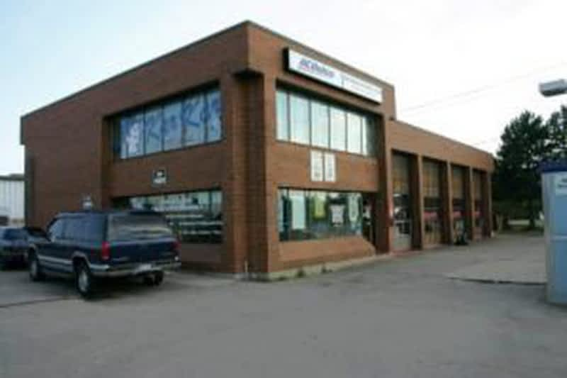 photo Dixie Matheson Service Centre