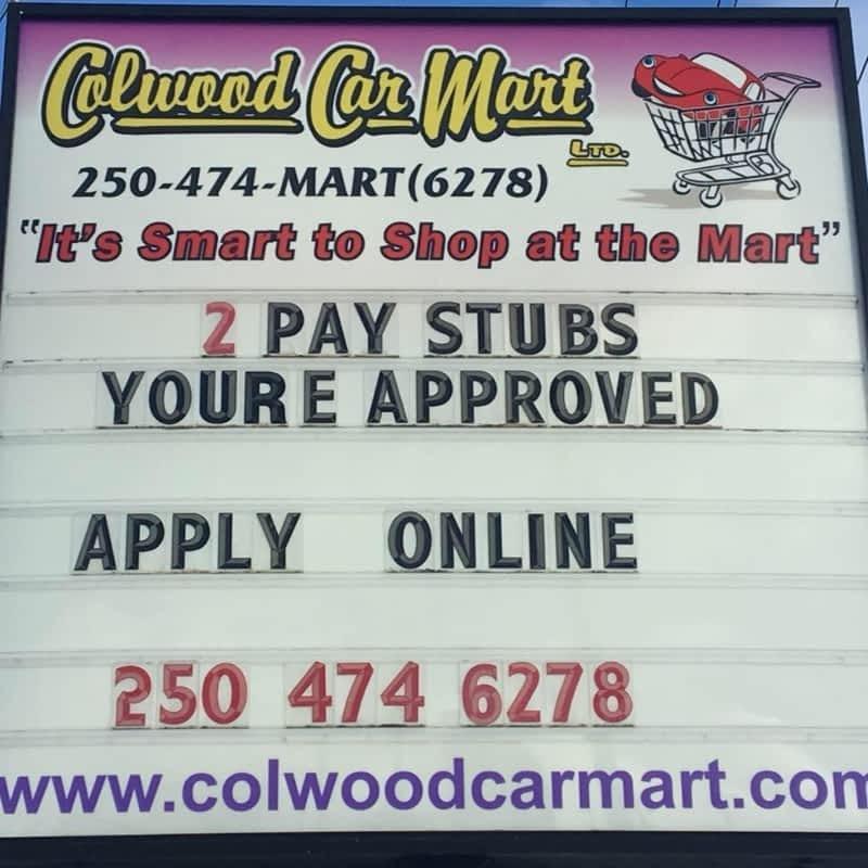 Colwood Car Mart Ltd
