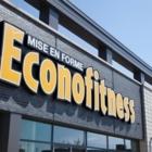 Éconofitness - Fitness Gyms - 418-380-8014