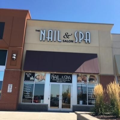 The Nail Salon And Spa - Eyelash Extensions - 905-428-1119
