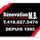 Rénovation MB - Home Improvements & Renovations