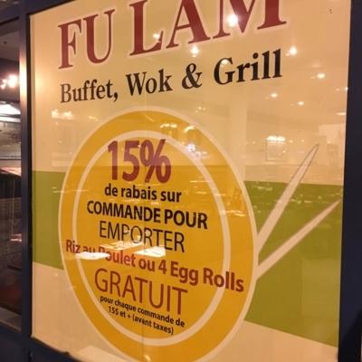 Buffet Fulam - Restaurants