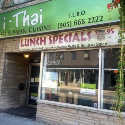 I Thai - Thai Restaurants