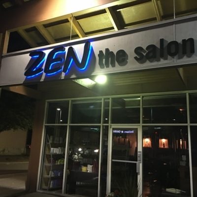 Zen The Salon Inc - Hairdressers & Beauty Salons