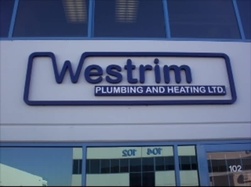 photo Westrim Plumbing & Heating Ltd