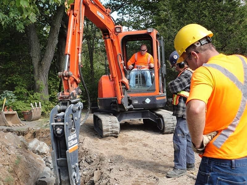 photo Sharpe Landscaping & Construction