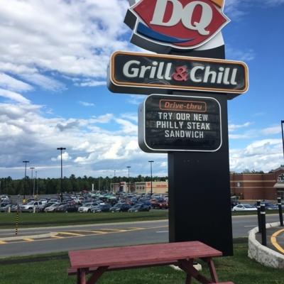 DQ Grill & Chill Restaurant - Fast Food Restaurants - 506-357-3737