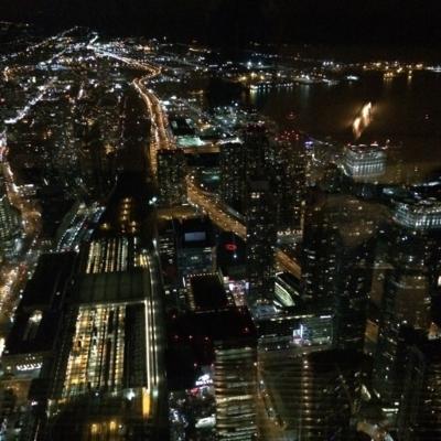 360 Restaurant CN Tower - American Restaurants - 416-362-5411