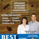 B.E.S.T. Extermination - Extermination et fumigation - 514-715-0114