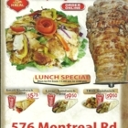 Prince East Shawarma - Sandwiches & Subs - 613-740-0888