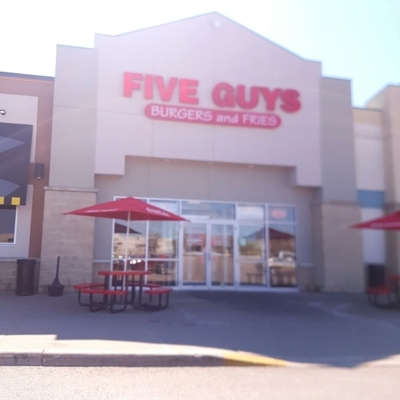Five Guys - American Restaurants - 905-428-6262