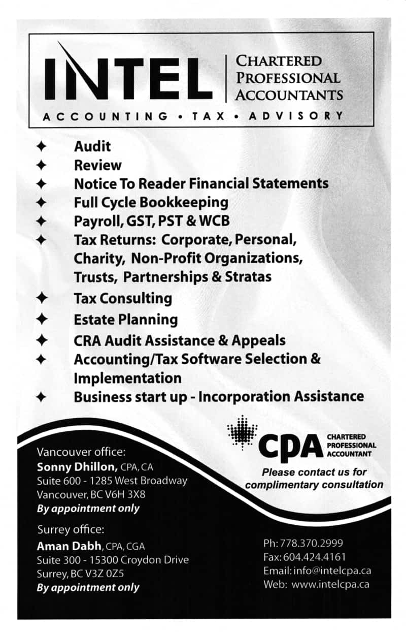 photo Intel CPA - Intel Accounting & Business Advisors Inc.