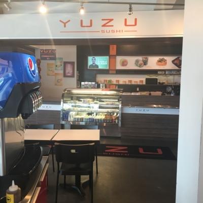 Yuzu Sushi - Restaurants japonais - 418-914-5999