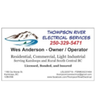 Thompson River Electrical Services - Electricians & Electrical Contractors