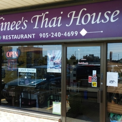 Malinee's Thai House - Thai Restaurants - 905-240-4699