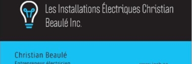 Les Installations Électriques Christian Beaulé Inc
