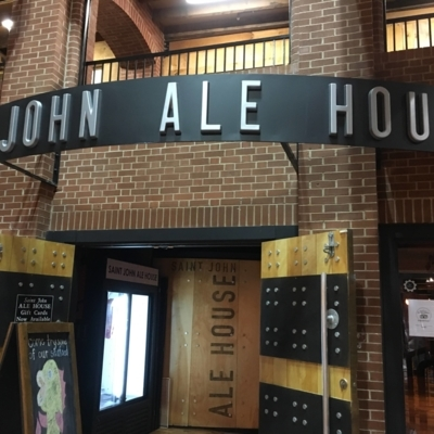 Saint John Ale House - Restaurants