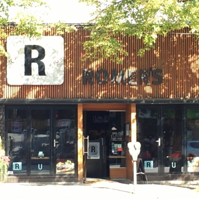 Romer's Burger Bar - American Restaurants