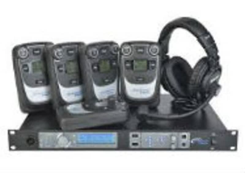 photo VIPS Intercom System