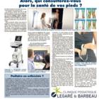 Clinique podiatrique de Trois-Rivières - Cliniques