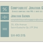 Comptabilité Jonathan Gagnon - Bookkeeping Software & Accounting Systems