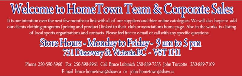 photo Home Town Team & Corporate Sales