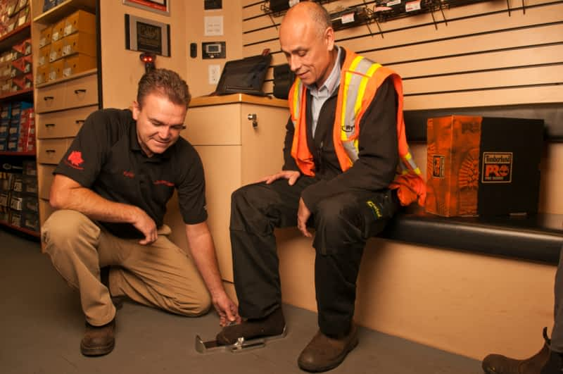 photo Mister Safety Shoes Inc