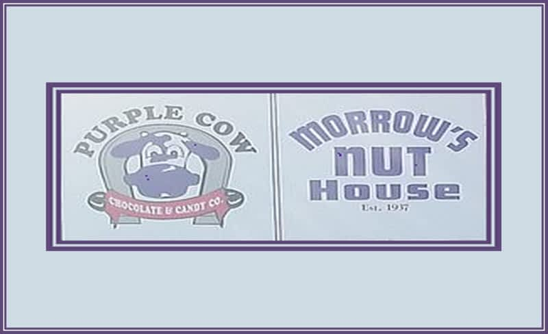 photo Purple Cow Chocolate Ice Cream and Morrow's Nut House
