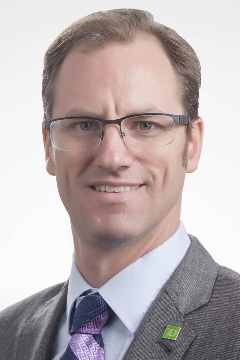 photo Andrew Norman - TD Financial Planner