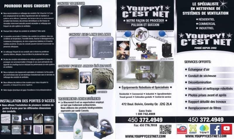 Youppy C Est Net Granby Qc 472 Rue Boivin Canpages