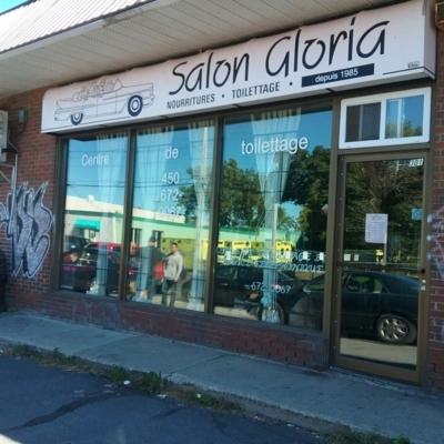 Salon Gloria - Toilettage et tonte d'animaux domestiques - 450-672-0067
