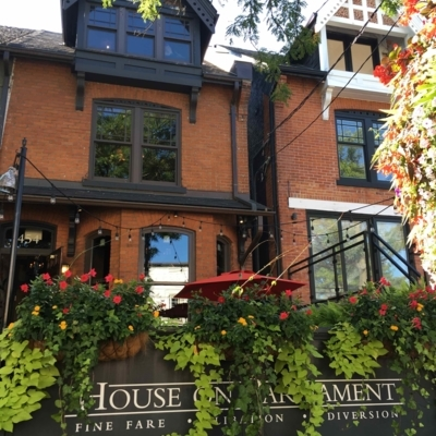 House On Parliament - Pub - 416-925-4074