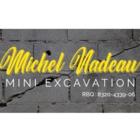 Michel Nadeau Membrane Élastomère & Drain - Logo
