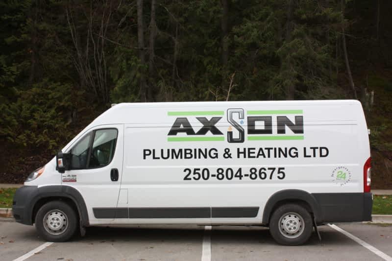 Axson Plumbing And Heating Ltd Canoe Bc 5461 73