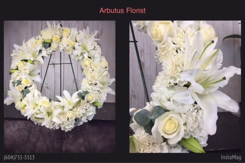 photo Arbutus Florist 2016 Ltd