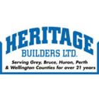Voir le profil de Heritage Builders Ltd - Drayton