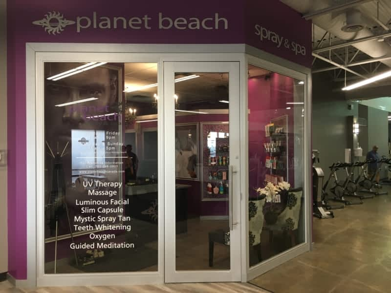 planet beach spray spa edmonton ab 3414 gateway. Black Bedroom Furniture Sets. Home Design Ideas