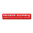 Shamim Hansraj - Logo