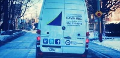 Gavin Électrique Inc