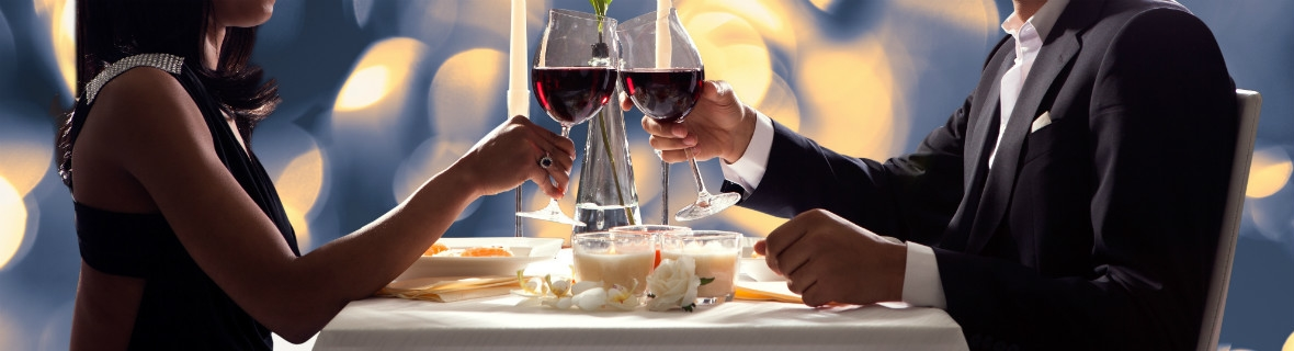 Romantic first-date restaurants in Calgary