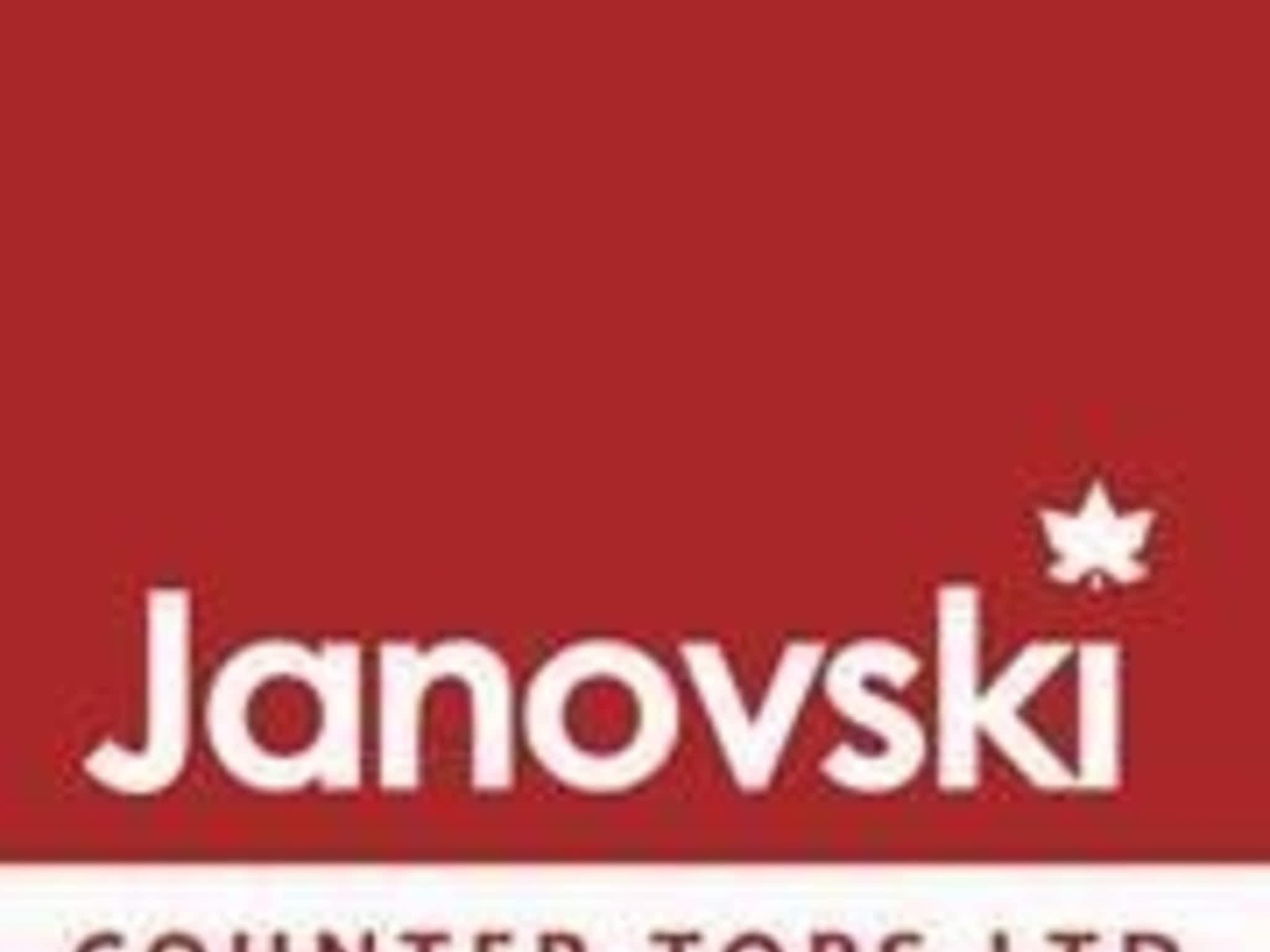 photo Janovski Counter Tops Ltd