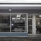 A C Income Tax Chartered Professional Accountant - Accountants