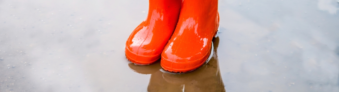 Find beautiful rain boots in Montreal