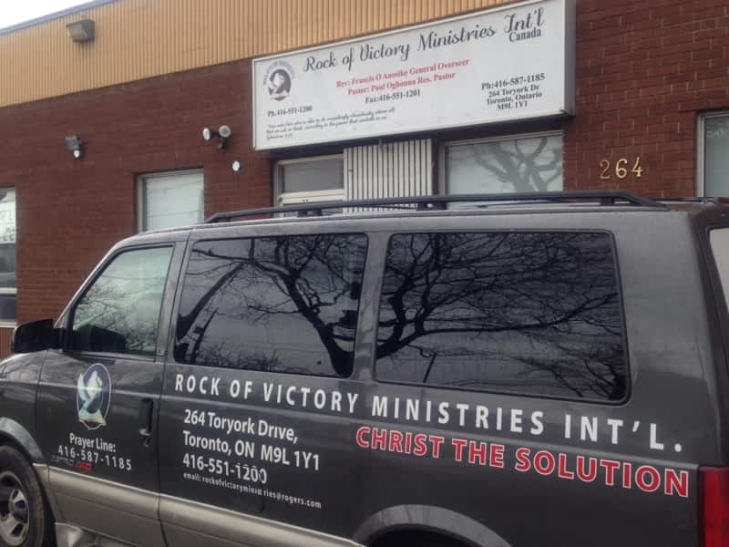 photo Rock Of Victory Ministries International