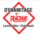 Dynamitage Ritchie - Logo