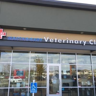 Mactaggart Veterinary Clinic - Veterinarians - 780-756-8555