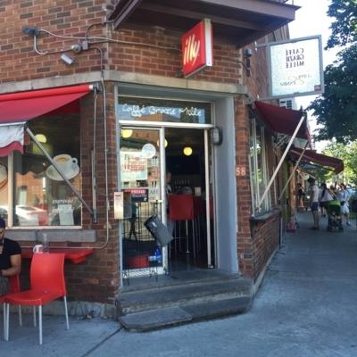 Caffé Grazie-Mille Fairmount - Italian Restaurants - 514-564-9988