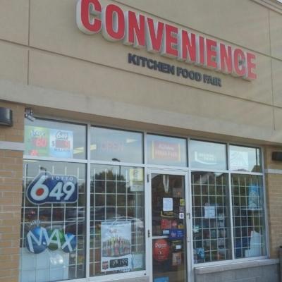 Kitchen Food Fair - Convenience Stores - 905-686-5682