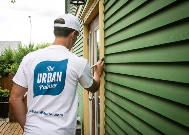 photo The Urban Painter